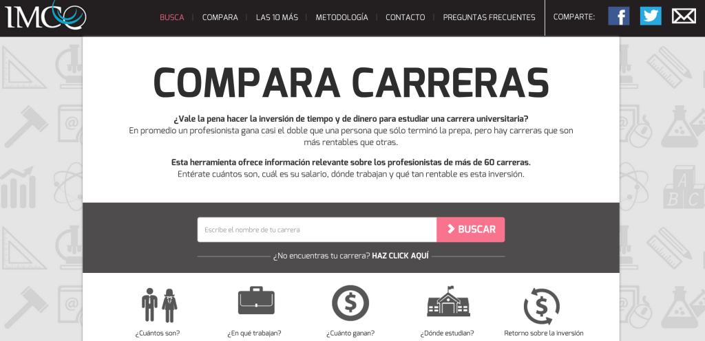 ComparaCarreras.org