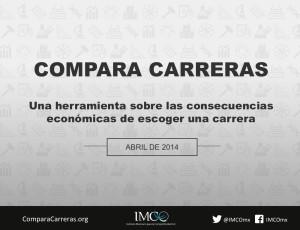 Presentación de hallazgos: ComparaCarreras.org