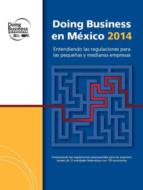 Doing Business en México 2014