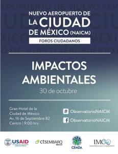 #ImpactosAmbientales