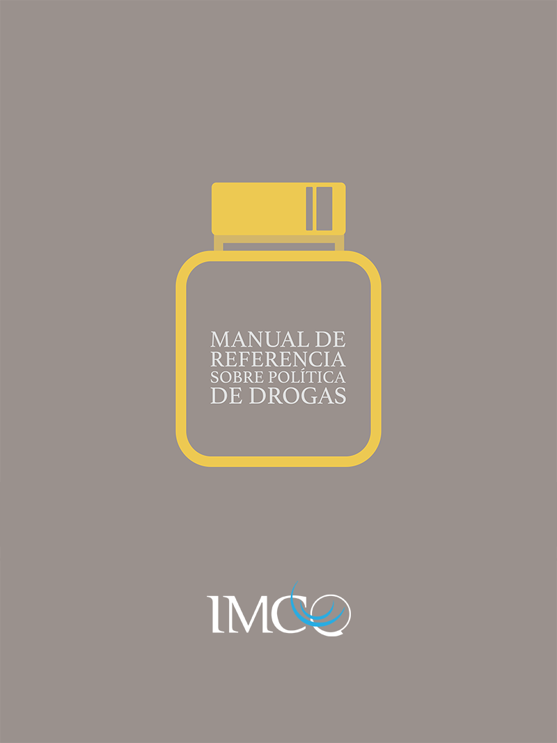 Manual de referencia sobre política de drogas
