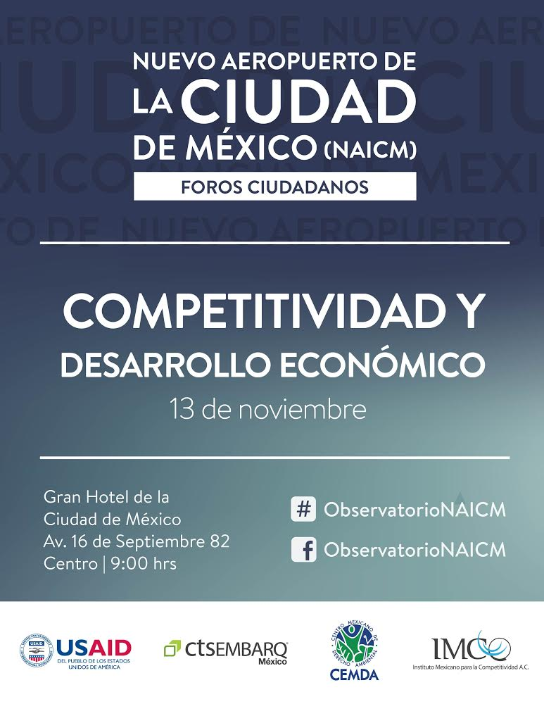 Postal Competitividad y Desarrollo Económico