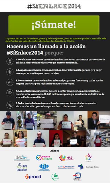 #SíENLACE2014