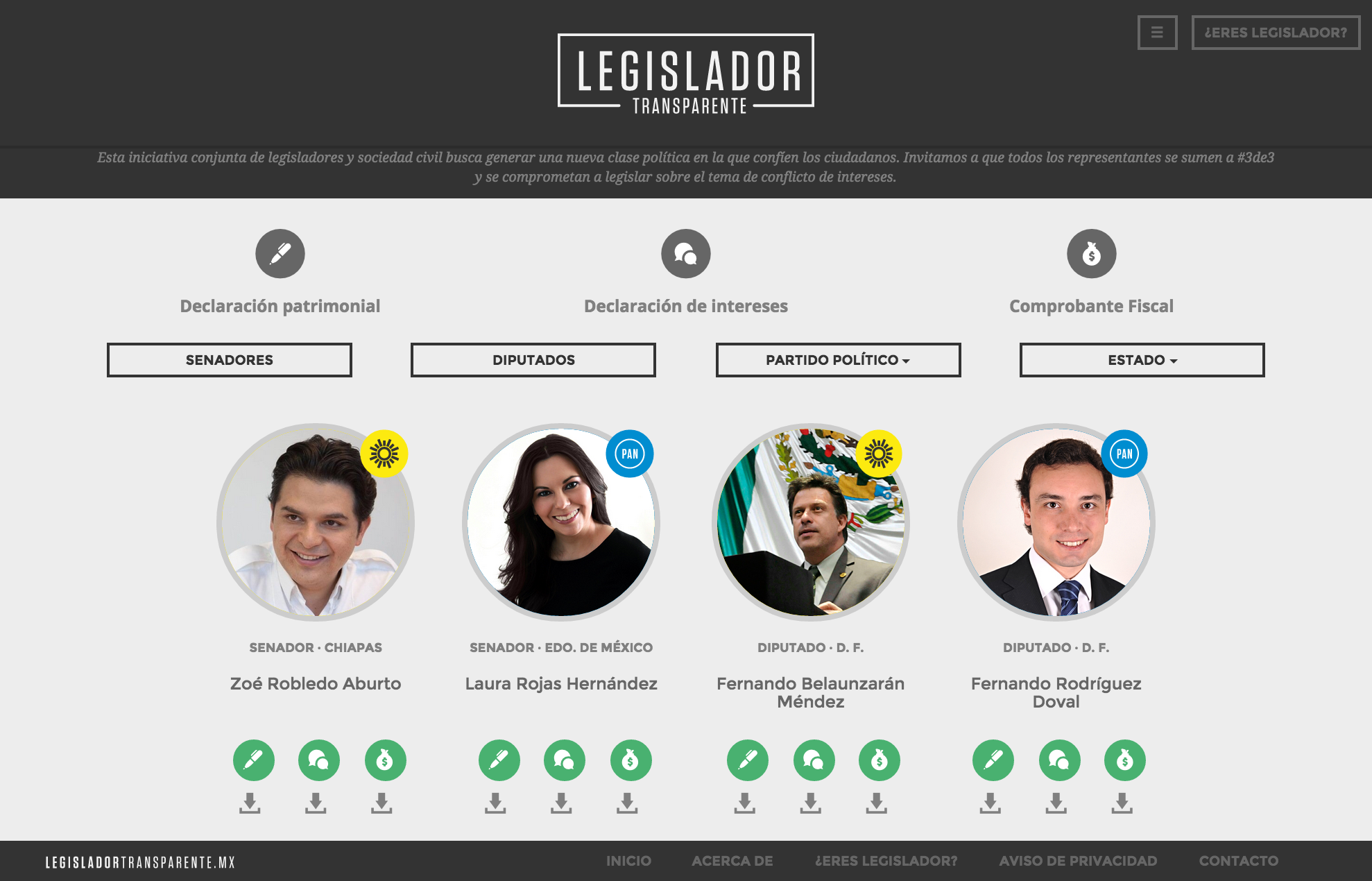 LegisladorTransparente.mx