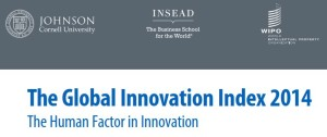The Global Innovation Index 2014