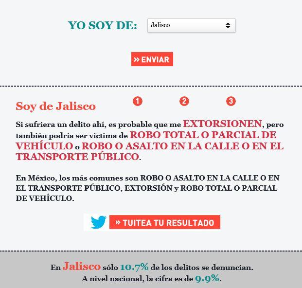 Yo soy de Jalisco