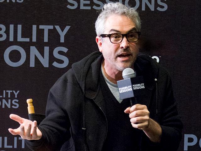 Alfonso Cuarón. Foto: Notimex.