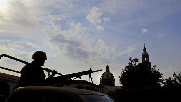 Autodefensas: legalización sin ley