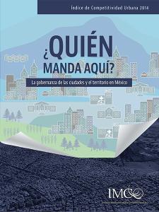 Índice de Competitividad Urbana 2014
