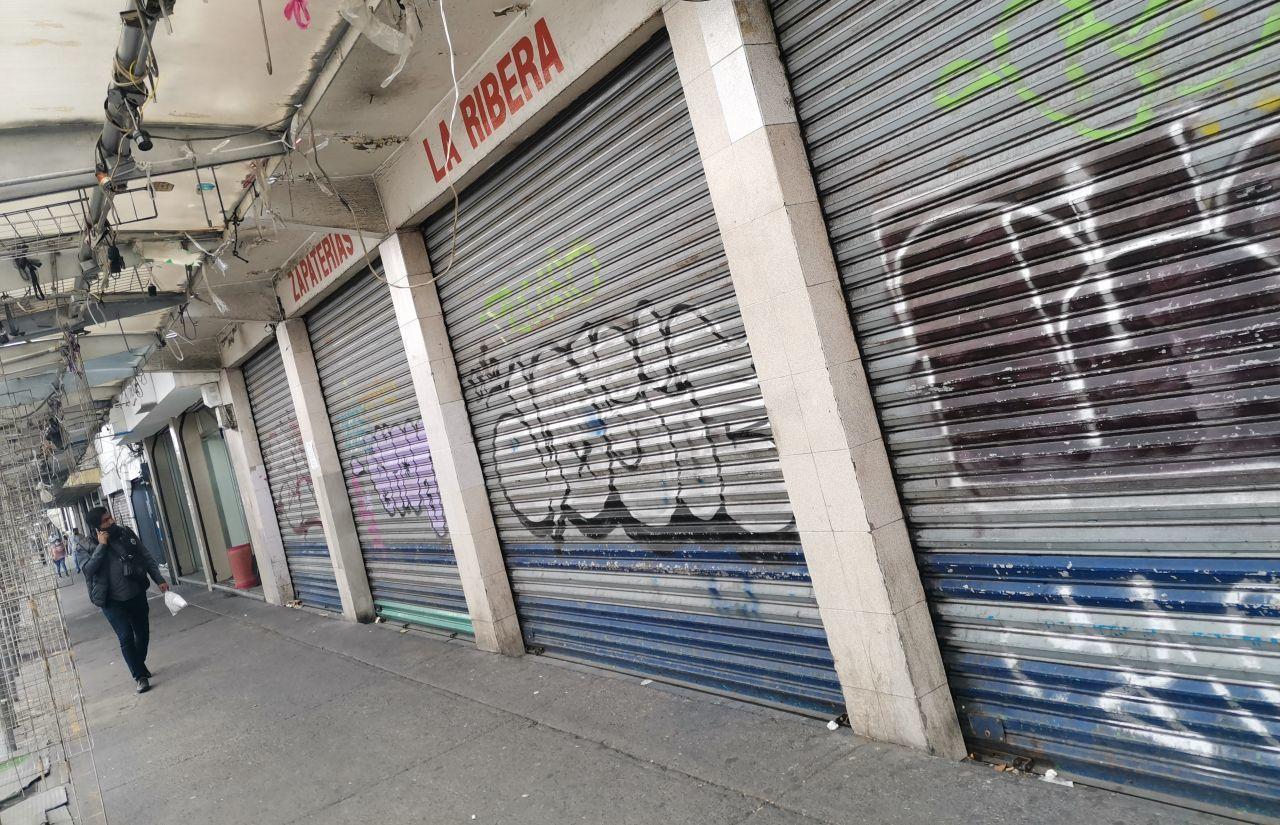 Cierre de negocios en México