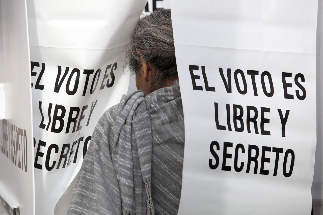 Elecciones 2021 en México