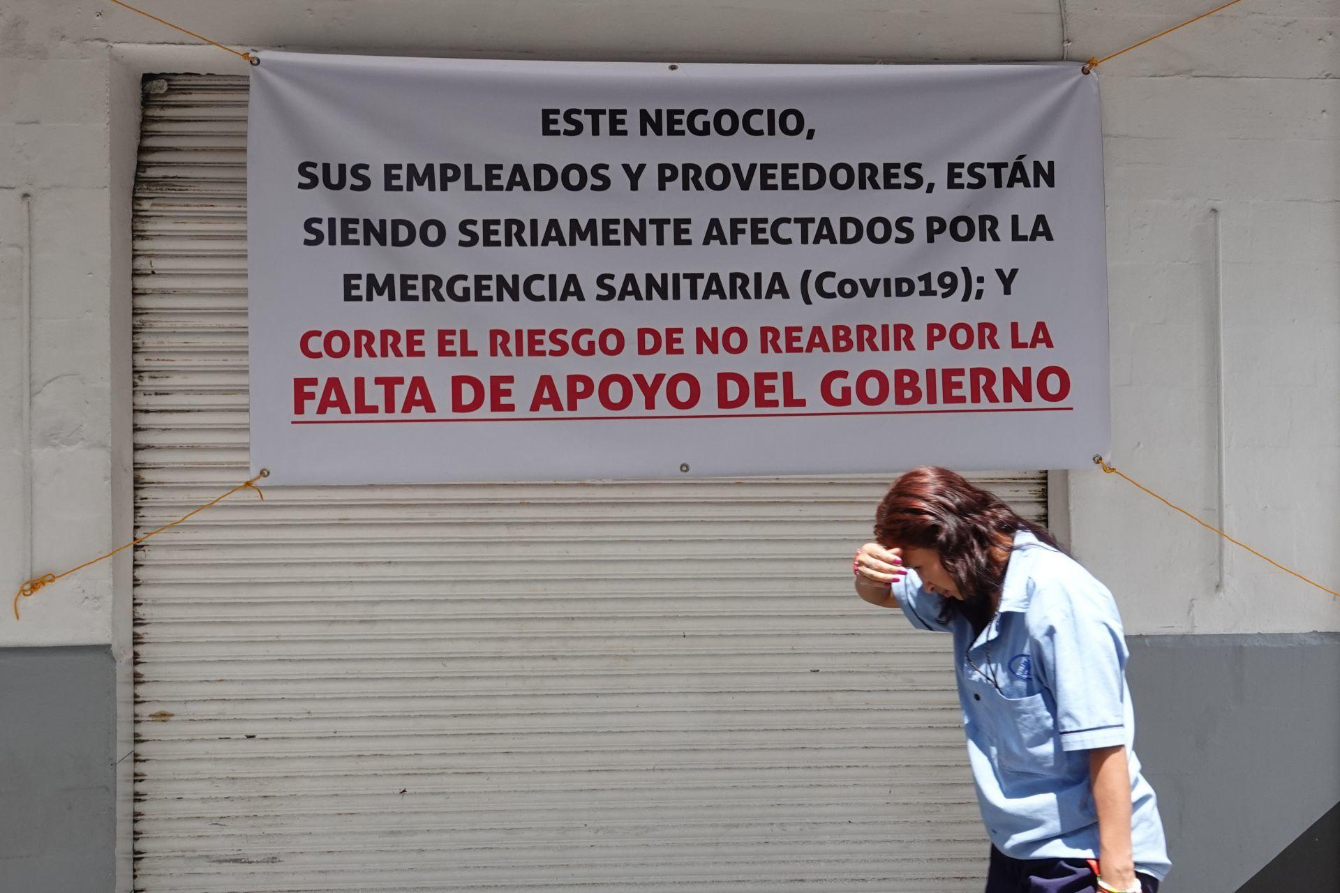 Recuperación económica de México